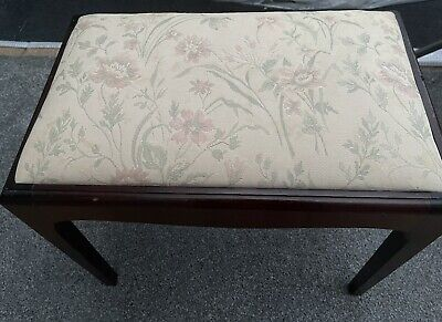 Stag Meredew Dressing  Table Stool Original Cover Piano?
