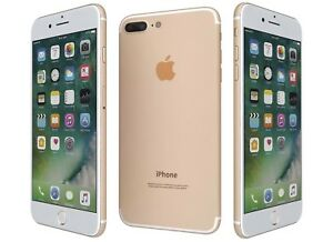 ❇️URGENT!!iphone 7 plus 32g DEBLOQUER !! GOLD!!