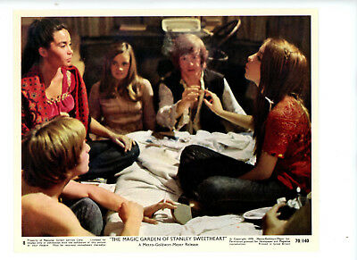 (MAGIC GARDEN STAN SWEETHEART Orig Color Movie Still 8x10 Don Johnson 1970 12302)