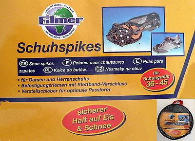 Schuhspikes Antirutschsohle Für Schuhgröße 36 - 45