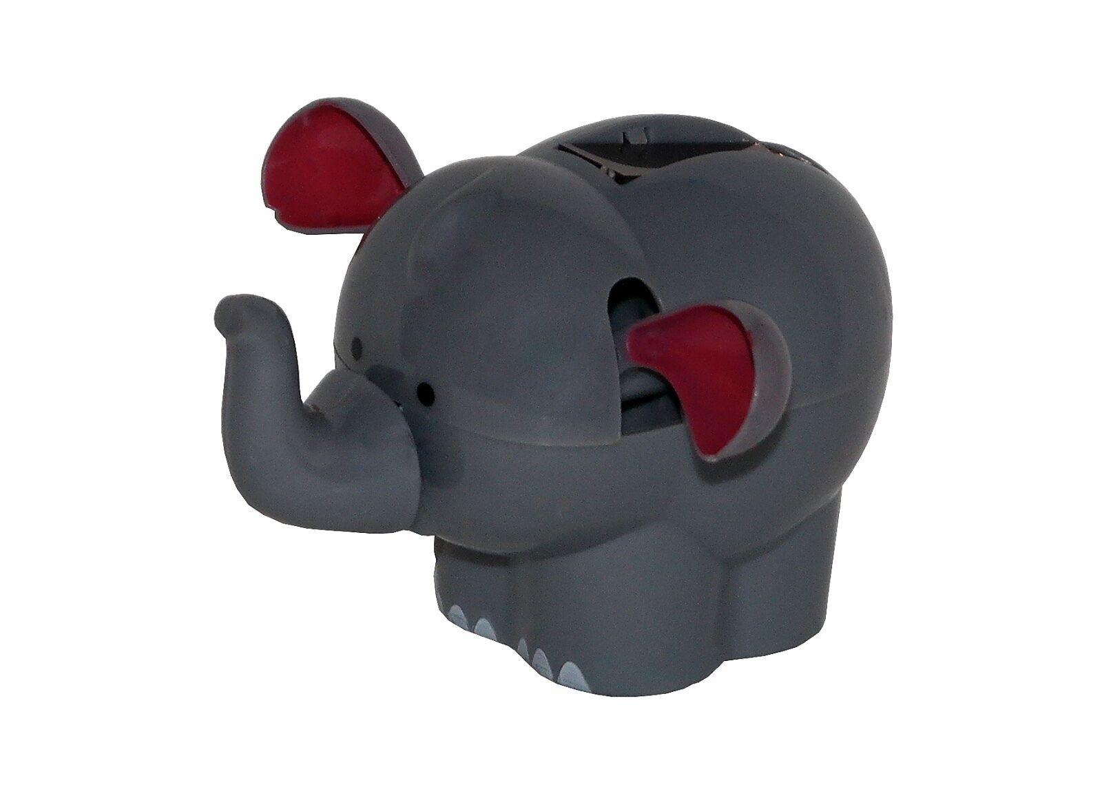 1 x Tanzende Solar Figur Wackelfigur Solarfigur Elephant Elefant Auto Deko Auto