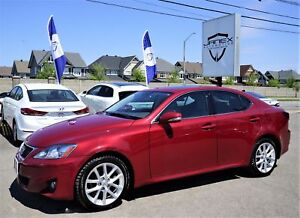 2013 Lexus IS 250 ULTRA LOW MILEAGE | SUN-ROOF | AWD | SEDAN...