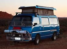 NISSAN URVAN*POPTOP*fully equipped*11 months WA-Rego*SOLAR West Perth Perth City Preview