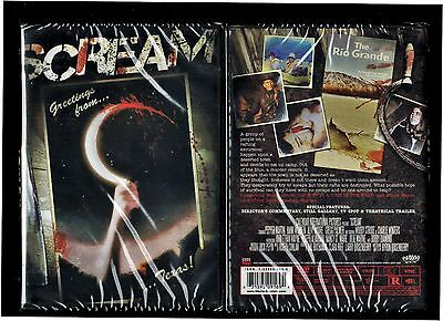Scream  Brand New Code Red Dvd  Rare  Hard To Find