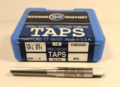 Hanson-Whitney 10-32 3FL STI GH-2 Bottom 46336