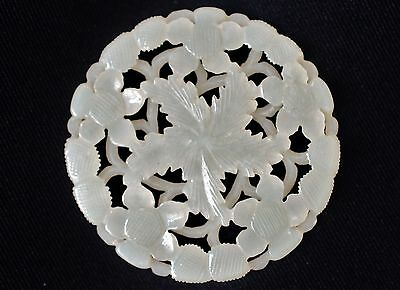 fine Antique Chinese Jade (Jadeite) pendant
