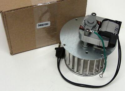 69357000 Broan Nutone Bathroom Exhaust Blower Motor Vent Fan Wheel