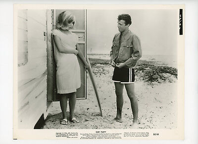 Surf Party Movie (SURF PARTY Original Movie Still 8x10 Bobby Vinton, Music Staple holes 1964)