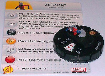 ANT-MAN #015 Chaos War Marvel Heroclix