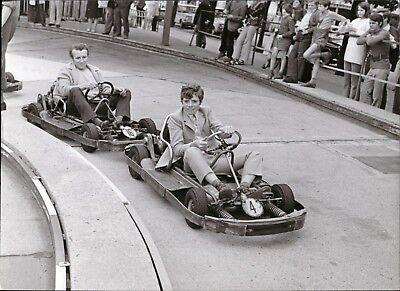 Heintje - Go-Kart - Vintage Foto de Prensa Foto Norbert Unfried (U-4732 segunda mano  Embacar hacia Spain