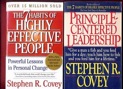 Stephen Covey 7 Habits of Highly Effective People  Principle Centered