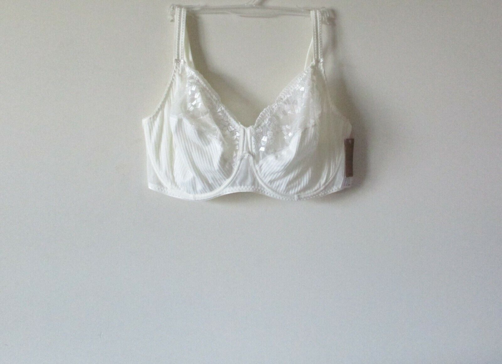 Chantelle Caprice Padded Multiway Strapless Bra Ivory 3125