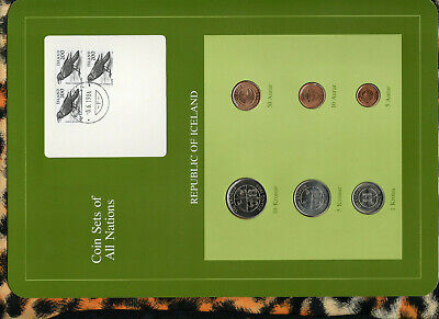 {BJSTAMPS} Coin Sets of All Nations Socialist Peoples Republic of Albania BU