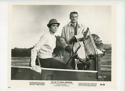 LIST OF ADRIAN MESSENGER Original Movie Still 8x10 Dana Wynter 1963 18863