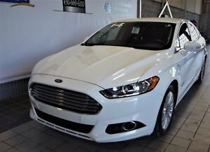 2014 Ford Fusion ENERGI SE LUXURY LUXUEUSE