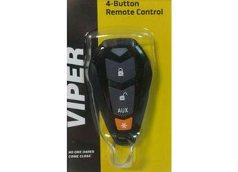 * Viper Remote Replacement 7145V - 1 Way 4 Button 1/4 Mile Range