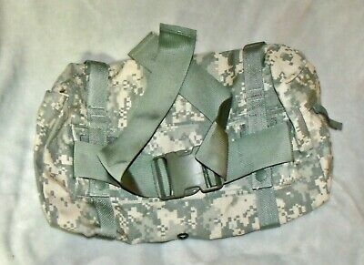 NEW ACU ARMY Military Surplus MOLLE II Waist Butt Fanny Hip Pack Bag Pouch USGI