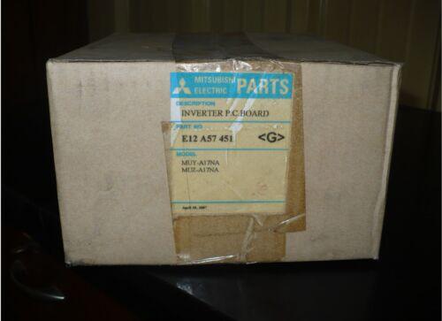 Mitsubishi E12A57451 Inverter P.C. Board, New