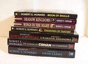 Robert E Howard Conan