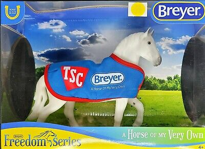 Breyer Horses TSC Freedom Series Percheron Draft Horse A Horse of my Very Own