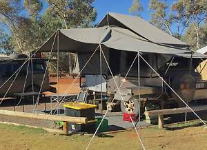 2014 Wild Boar Foward Fold Offroad Camper Trailer Annerley Brisbane South West Preview