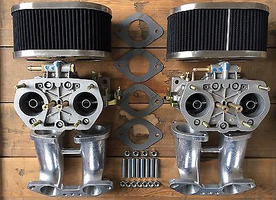 Original Weber IDF 40 Doppelvergaseranlage Vergaser Porsche 914 VW Bus Typ 4