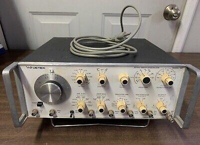 Wavetek Model 164 - 30 Mhz Pulse Sweep Generator W Power Cord - Tested