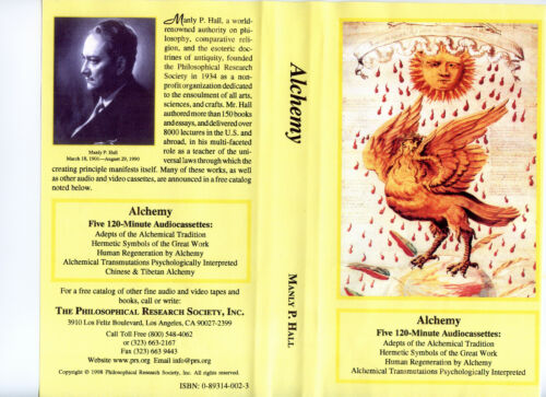 Manly P. Hall  Lifetime 443 Lectures & Albums RARE 1991 on (*2*) DVDs!!