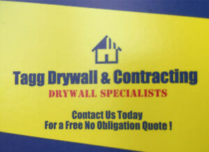 Tagg Drywall & Contracting