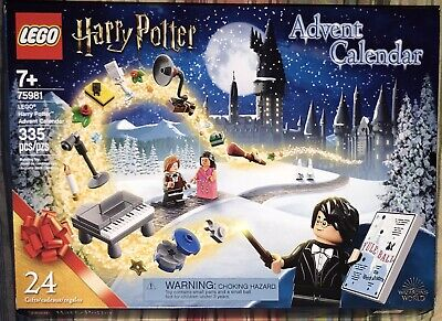 *NEW* LEGO Harry Potter Advent Calendar 2020 (75981) UNOPENED
