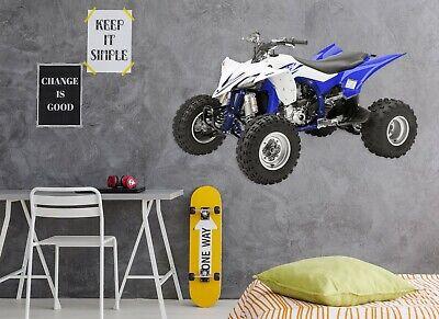 3D Mountain Bike M163 Auto Wallpaper Wandbild Poster Wandaufkleber Transport An