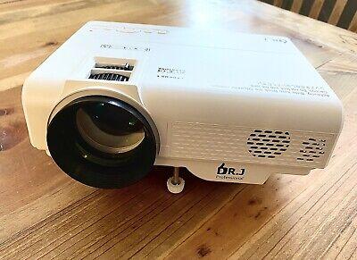 "DR. J Professional multimedia LCD projector 170"" Display Model P68"