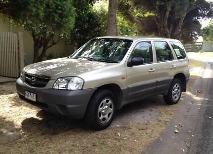 Well priced towing vehicle - Mazda Tribute 4wd 2001