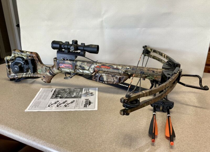 Wicked Ridge Invader HP Crossbow