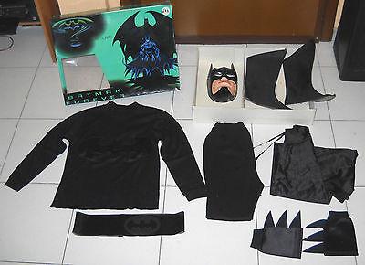 Costume BATMAN FOREVER Dc Comics 1995 Sarti Fiori Paolo CARNEVALE Robin Dress