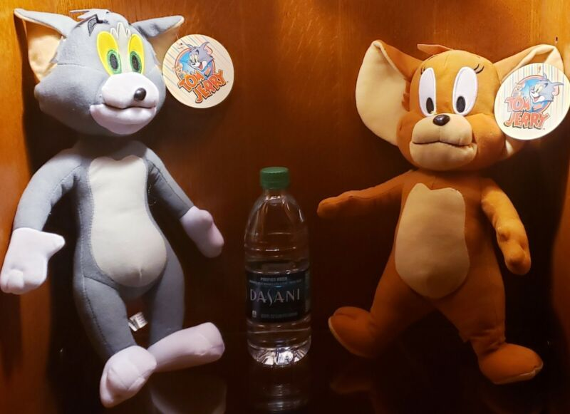 Tom and Jerry Plush