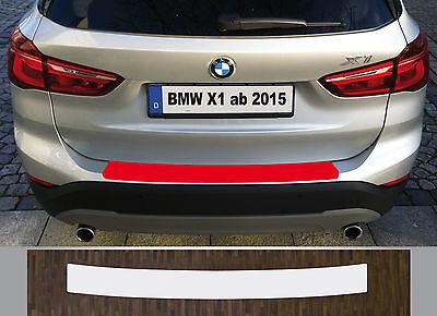 Lackschutzfolie Ladekantenschutz transparent BMW X1, Typ F48, ab 2015