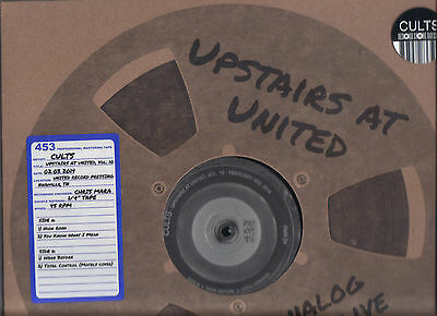 "Cults - Upstairs At United ( RSD 12"" - SEALED )"
