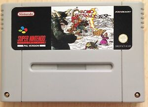 CHRONO TRIGGER Deutsch Pal Super Nintendo Snes Secret Of Mana 2 Crono german
