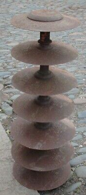 VINTAGE RECLAIMED IRON GARDEN / WATER FEATURE