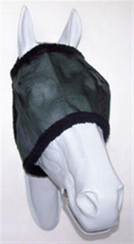 Fliegenmaske für Pferde Fliegen und Augen UV Schutz ohne Ohren