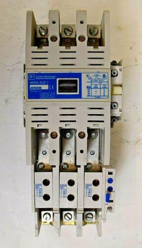 Cutler-Hammer AN16KN0 NEMA Size 3 Motor Starter