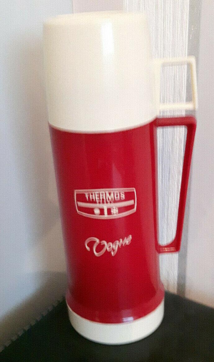 Vintage Vogue Thermos Flask 0.23 Litre