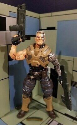 Marvel Legends - CABLE - Juggernaut Wave - X-Men - LOOSE