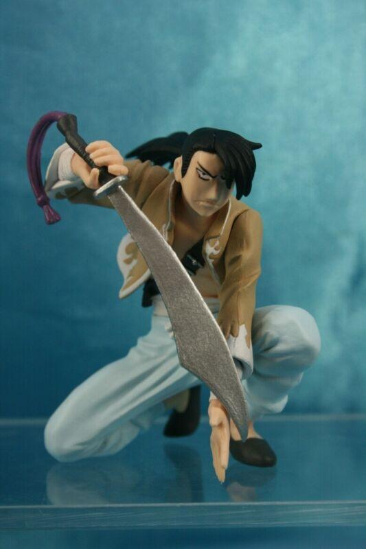 Bandai Fullmetal Alchemist HGIF Gashapon Figure Lin Ling Yao