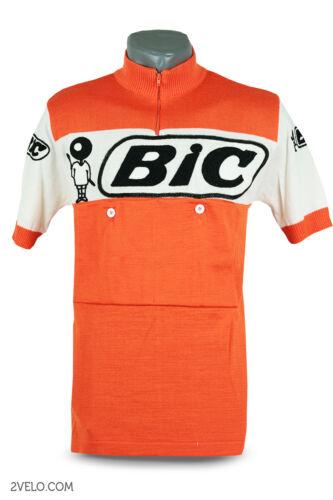 BIC vintage wool jersey, new, never worn XL