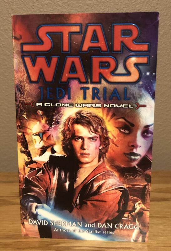 NEW Star Wars: Jedi Trial - A Clone Wars Novel