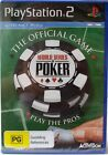 Casino and Cards Video Games for Sony PlayStation 2