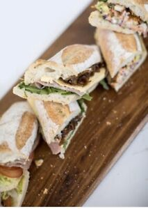 Funky French cafe looking for casual Sandwich hand
