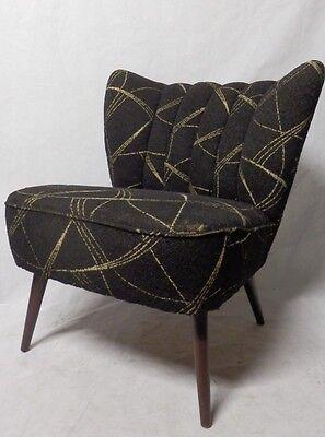 50er COCKTAILSESSEL Clubsessel Easy Chair 50s vintage rockabilly Sessel